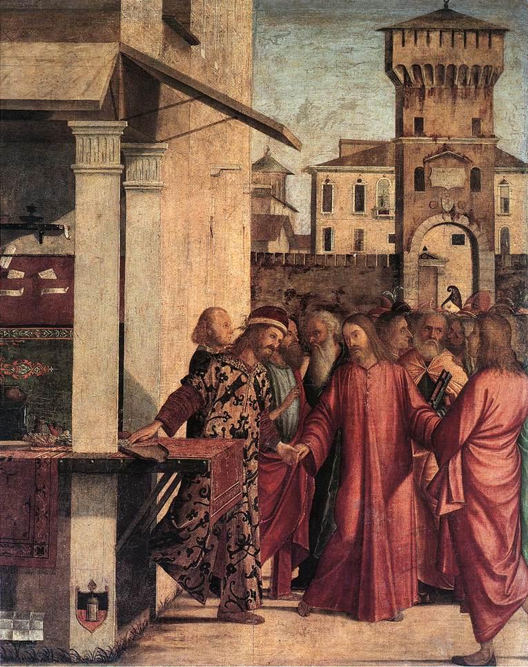 圣乔治信众会会堂  Scuola San Giorgio degli Schiavoni   -4