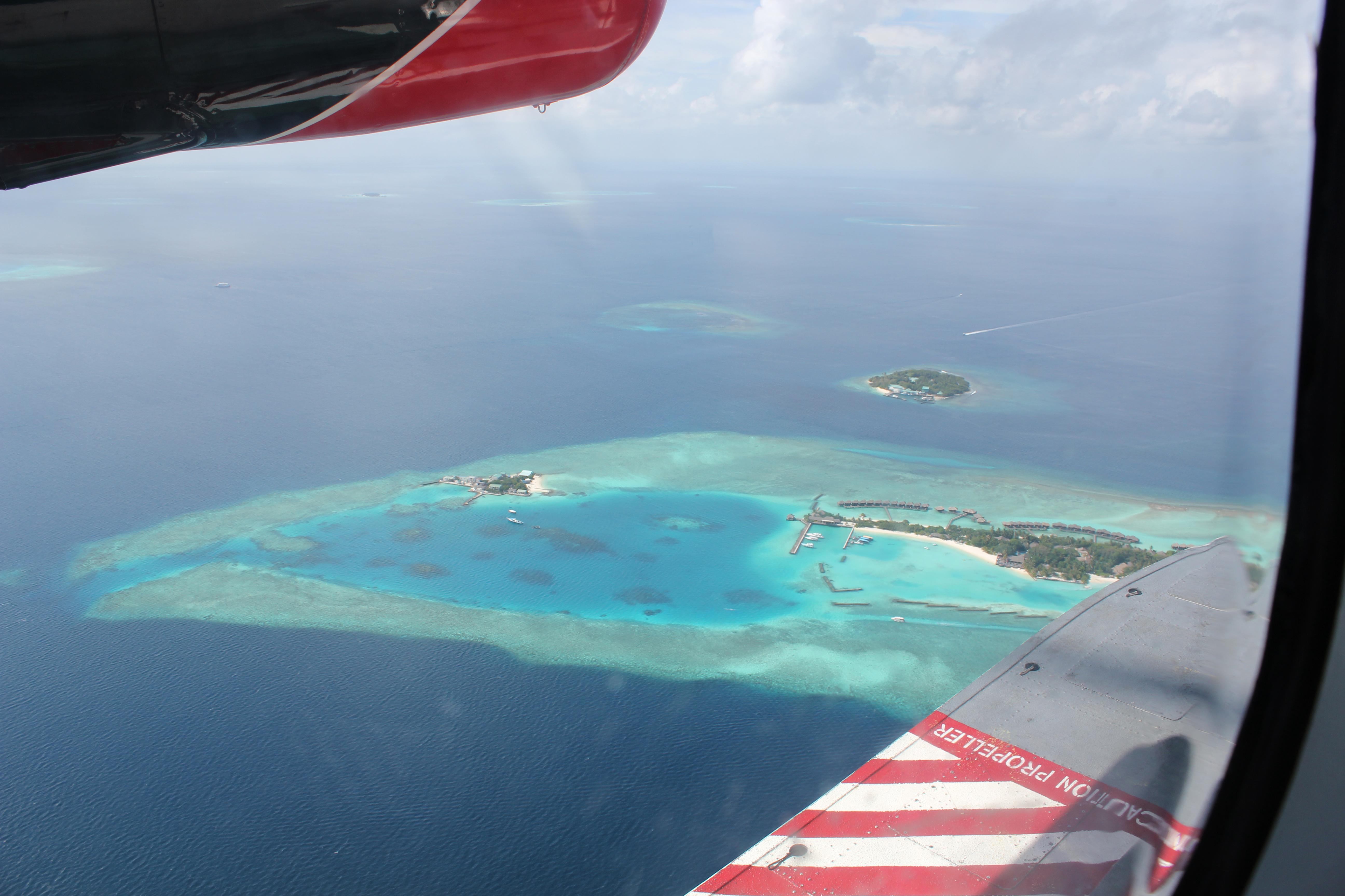 马尔代夫飞机行李
