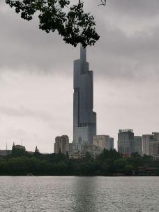 紫峰大厦观光层-南京-菲斯特兹安德盖宇文化及