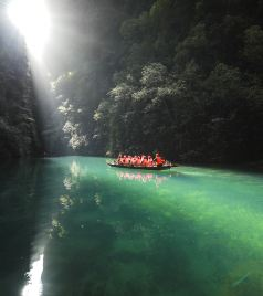 鹤峰游记图文-湖北鹤峰屏山峡谷什么季节最美?怎么玩最值?2021旅游攻略请收好