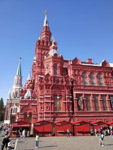 国家历史博物馆-莫斯科-把剑长歌