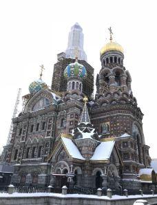 救世主滴血大教堂-圣彼得堡-陌染MM