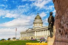 犹他州议会大厦-盐湖城