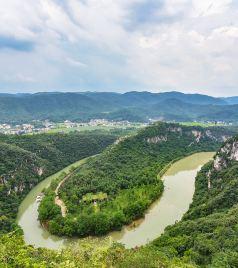 襄阳游记图文-湖北有处原始天然的避暑胜地,既美又好玩