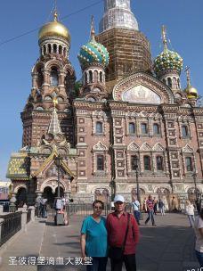 救世主滴血大教堂-圣彼得堡-M27****3169