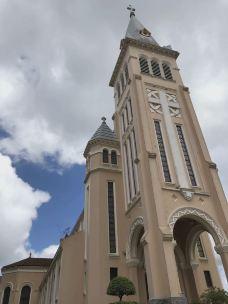 大叻天主教堂-大叻-谭一111