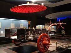 河北博物院-石家庄-慵懒国王