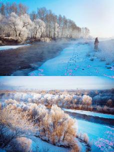 内蒙古乌兰浩特洮儿河国家湿地公园-乌兰浩特-犯二的文艺青年