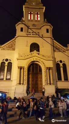 Church of Ciudad Vieja-别哈城