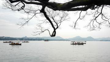 杭州-湖滨公园-5
