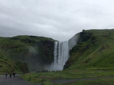 森林瀑布-冰岛南部区-Cherry_wyh