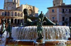 瓦伦西亚圣女广场-瓦伦西亚-M30****8811