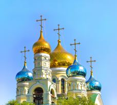 Cathedral of the Intercession-海参崴-M29****5227