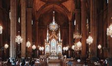 圣萨巴斯第安教堂-马尼拉-zhulei831230