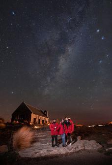 好牧羊人教堂观星之旅-特卡波湖