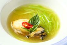 阳江美食图片-生蚝