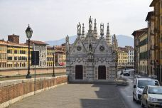 圣母玛利亚斯皮那教堂-比萨-小鱼儿2015