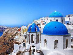 7日雅典+圣托里尼+米克诺斯·众神之城+迷醉爱琴海