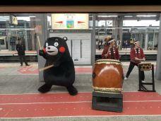 熊本熊部长办公室-熊本-树懒的旅途