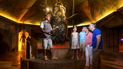 亚特兰蒂斯失落的空间水族馆 the lost chambers aquarium (8)