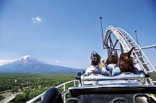 富士急乐园-富士山-AIian