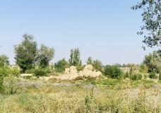 北庭故城 -吉木萨尔-沿着国道去旅行