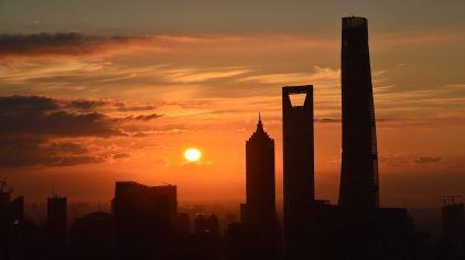 上海之巅观光厅