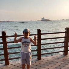 巴拉湾海滩-新加坡-新-云