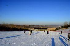 海兰江滑雪场-龙井-AIian