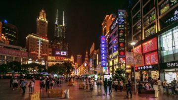 上海-南京路步行街 (2)