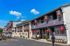 河上古镇(凤凰坞村)-杭州-AIian