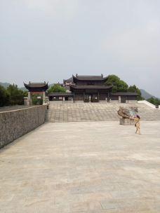 白兆山李白文化旅游区-安陆-valvesws