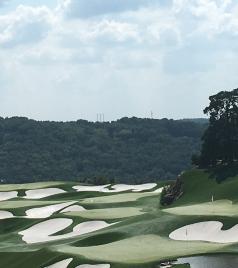 布兰森游记图文-美国高尔夫及美食体验之一