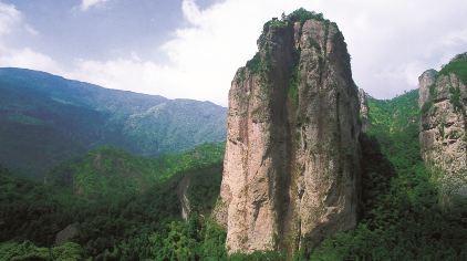 灵岩2天柱峰