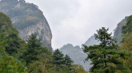 西安-朱雀国家森林公园-1