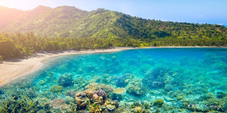 龙目岛图片
