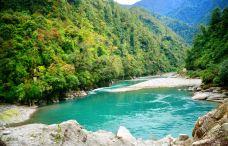 独龙江峡谷-怒江