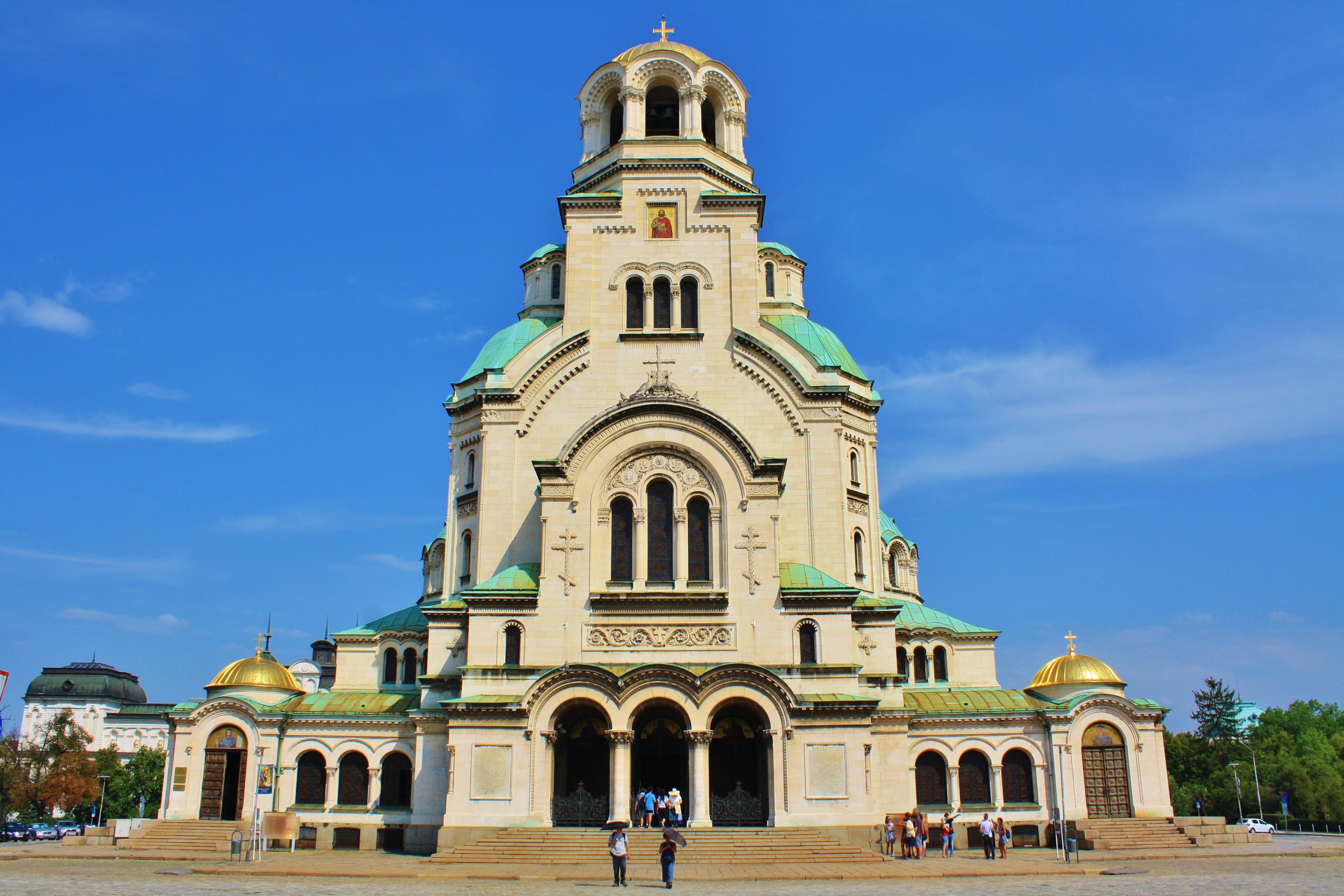 索菲婭圣索菲亞教堂  Church of Sveta Sofia   -0