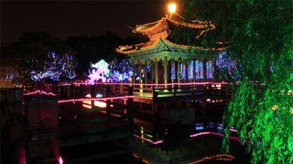 中国翰园灯光节 (8)