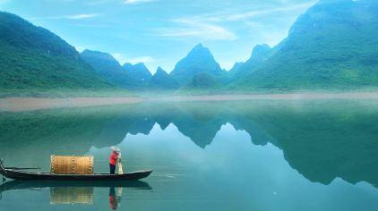 石门仙湖10