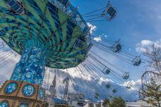 富士急乐园-富士山-doris圈圈