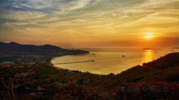 海南三亚 大东海旅游区