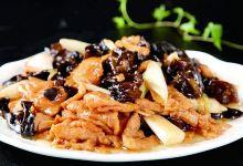 太原美食图片-过油肉