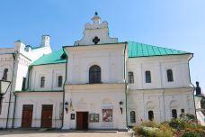 乌克兰民间艺术博物馆-基辅-尊敬的会员