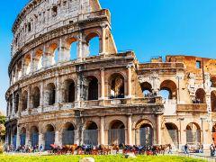 7日罗马+佛罗伦萨·见证朱罗爱情+美术馆感受文艺复兴
