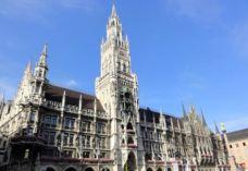 慕尼黑新市政厅-慕尼黑-Todyao