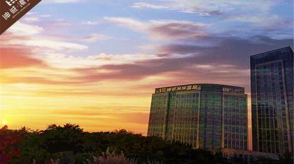 坤城汤岸 酒店外景