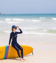 万宁游记图文-海南小众旅行地万宁|一趟说走就走的海南旅行让我爱上了冲浪