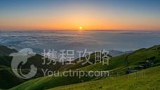 萍乡武功山风景区
