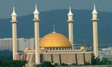 阿布贾国家清真寺-阿布贾-佛宝宝